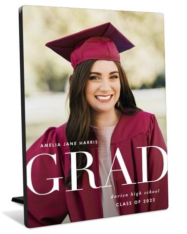 Mod Graduate Tabletop Photo Panel