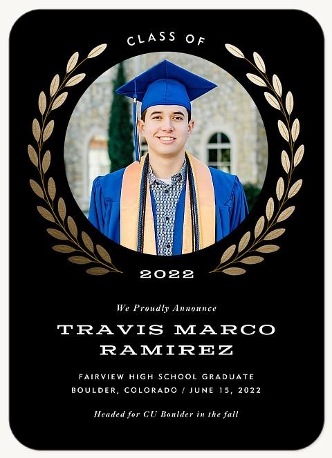 Noble Laureate Graduation