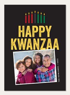 Kwanzaa Lights